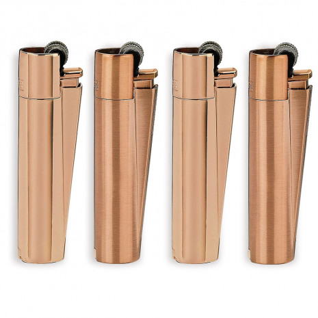 - CLIPPER LARGE METAL ROSE GOLD