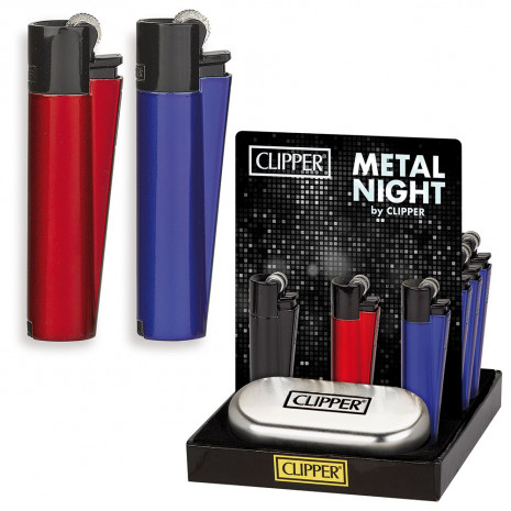 - CLIPPER LARGE METAL NIGHT