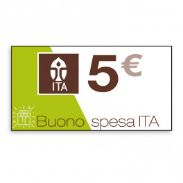BUONI SPESA - BUONO SPESA ITA 5