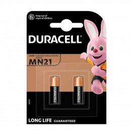 Largo consumo - Pile - DURACELL SECURITY MN21 B2