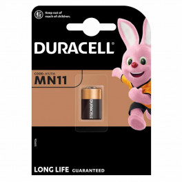 Largo consumo - Pile - DURACELL SPECIAL SECURITY MN 11 B1