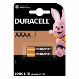 Largo consumo - Pile - DURACELL SPECIAL WATCH MN2500 AAAA