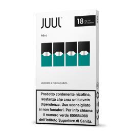 JUUL ITA - JUULPODS J2 4PACK MINT 18MG