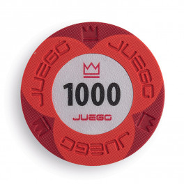 Gioco - PRO - JUEGO FICHES EMBOSSED 1000