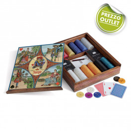 Gioco - FAMILY GAMES - JUEGO - JUEGO SET ROYALE LA CORTE