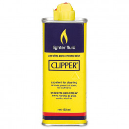 Accendini e Fiammiferi - Benzina, gas, accessori - CLIPPER BENZINA 133 ML