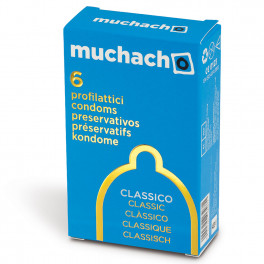 Largo consumo - Profilattici - MUCHACHO CLASSICO 6
