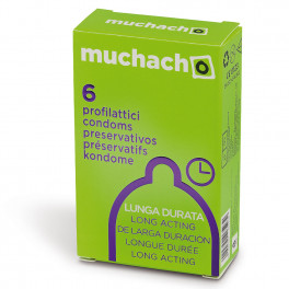 Largo consumo - Profilattici - MUCHACHO RITARDANTE 6
