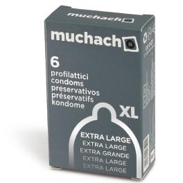 Largo consumo - Profilattici - MUCHACHO EXTRA LARGE 6