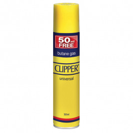 CLIPPER GAS 250ML+50ML