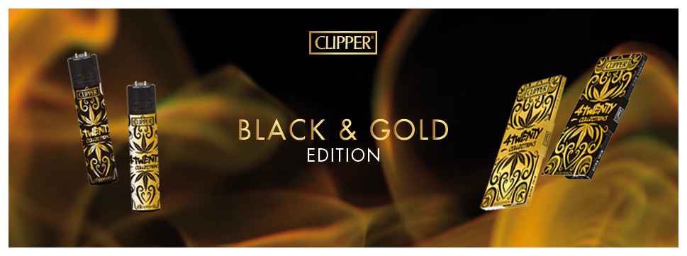 CLIPPER | BLACK&GOLD
