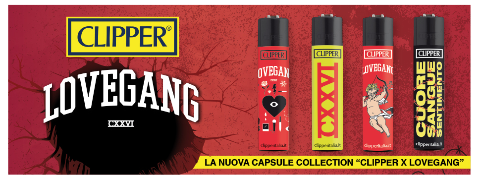 CLIPPER | LOVEGANG