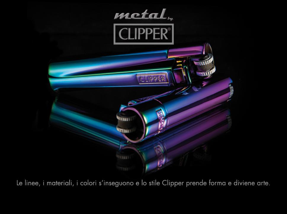 CLIPPER | METAL CASE
