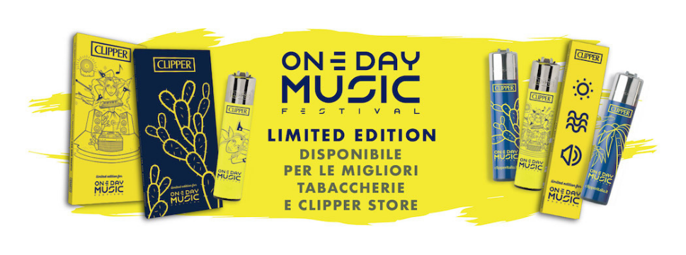 CLIPPER | ONE DAY