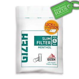filtri Gizeh Mentolo