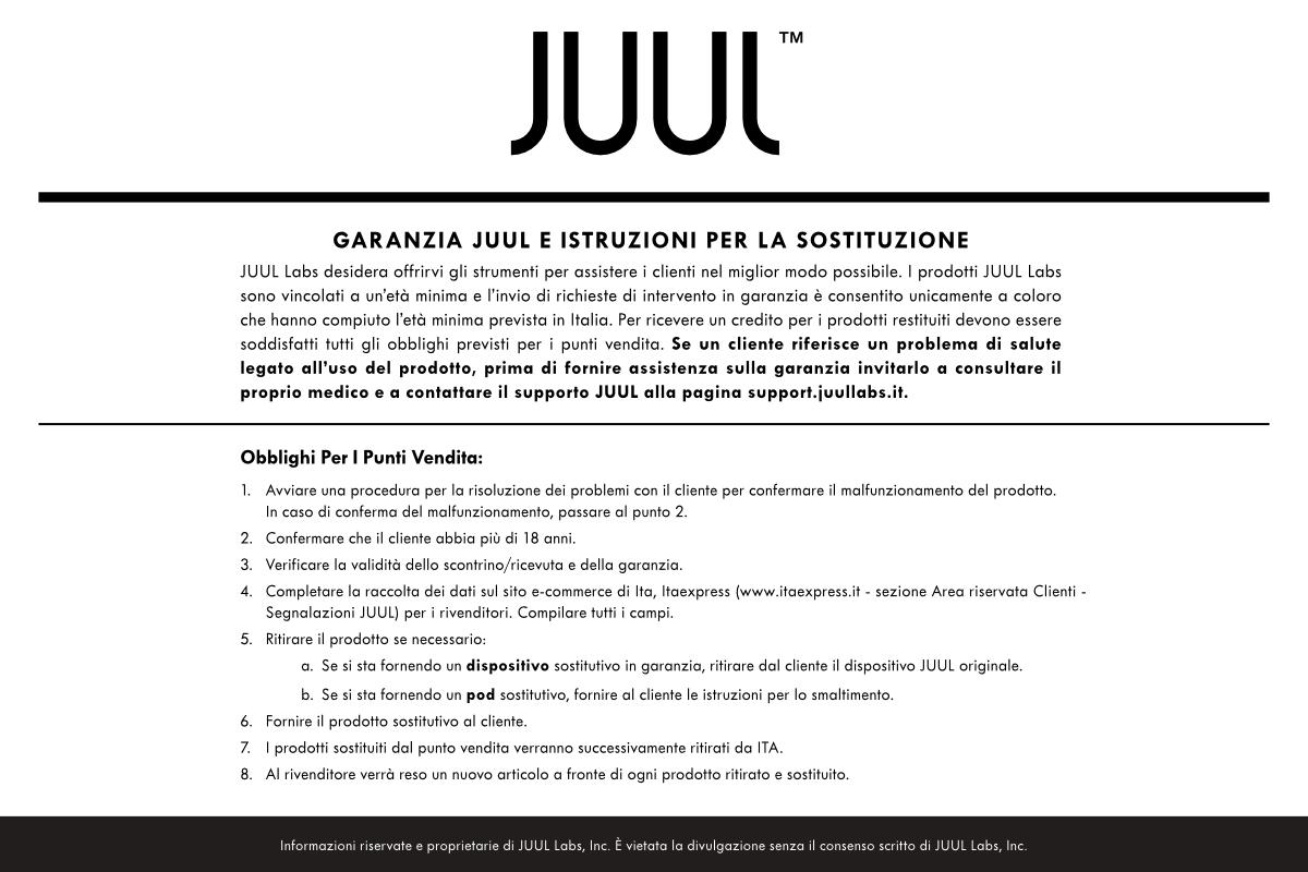 procedura JUUL